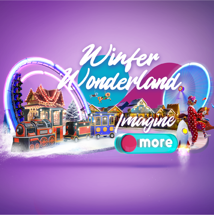 Winter Wonder Land - Riyadh Season 2021